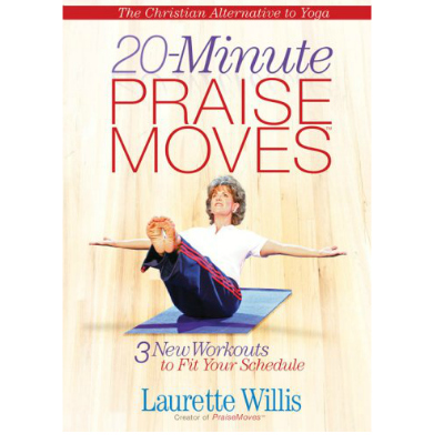PraiseMoves 20-Minute DVD