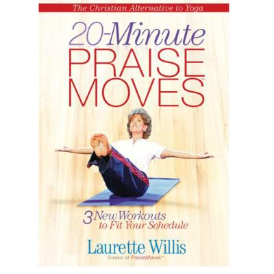 PraiseMoves 20-Minute DVD