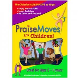 PraiseMoves for Children