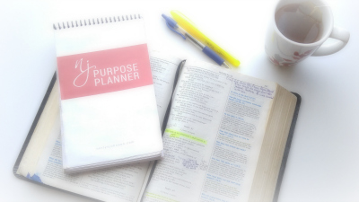 Purpose Planning Workshop