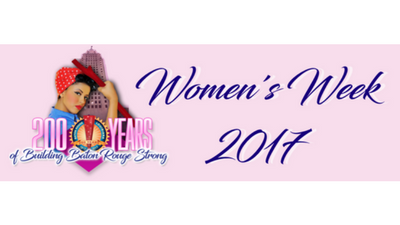 Women's Week 2017 Session