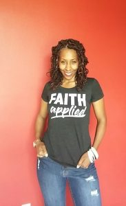 Faith Applied Tee