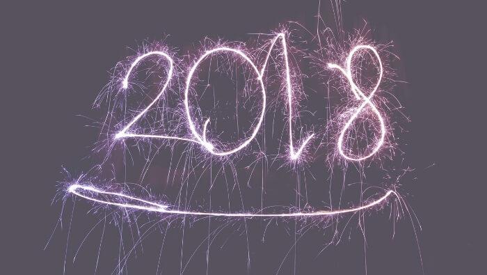 2018 Takeaway