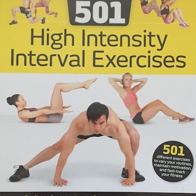 501 High Intensity Interval Exercises