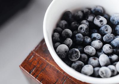 NJ blog image Frozen Fruit Blueberries