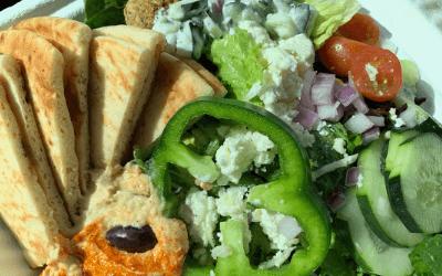 Food Log – Mediterranean Meal