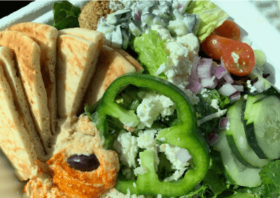 Food Log – Mediterranean Meal