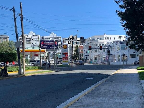 NJ San Juan Streets