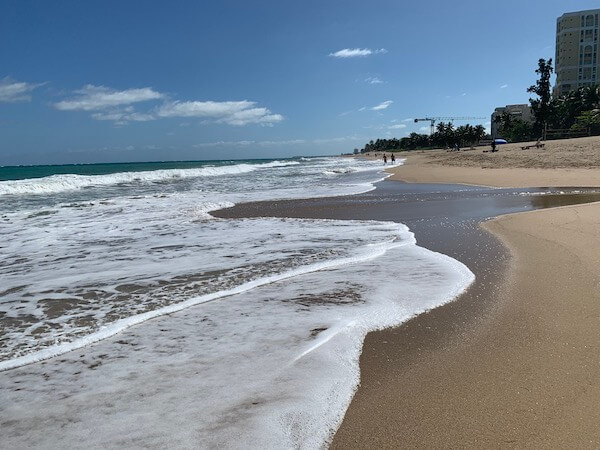 NJ San Juan Beach