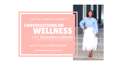 Convo On Wellness with Quinetta Latham - Blog Thumbnail