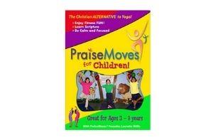 NJ eStore Praise Moves Children Image