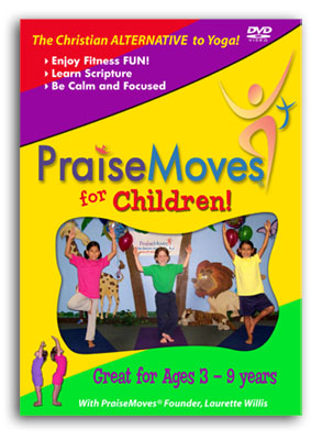 PraiseMoves for Children