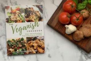 Nettye Johnson Cookbook - The Veganish Cookbook
